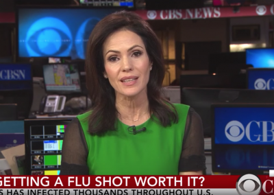 CBSN, Doctors Urging People to Still Get Flu Shot: Jan. 19, 2018